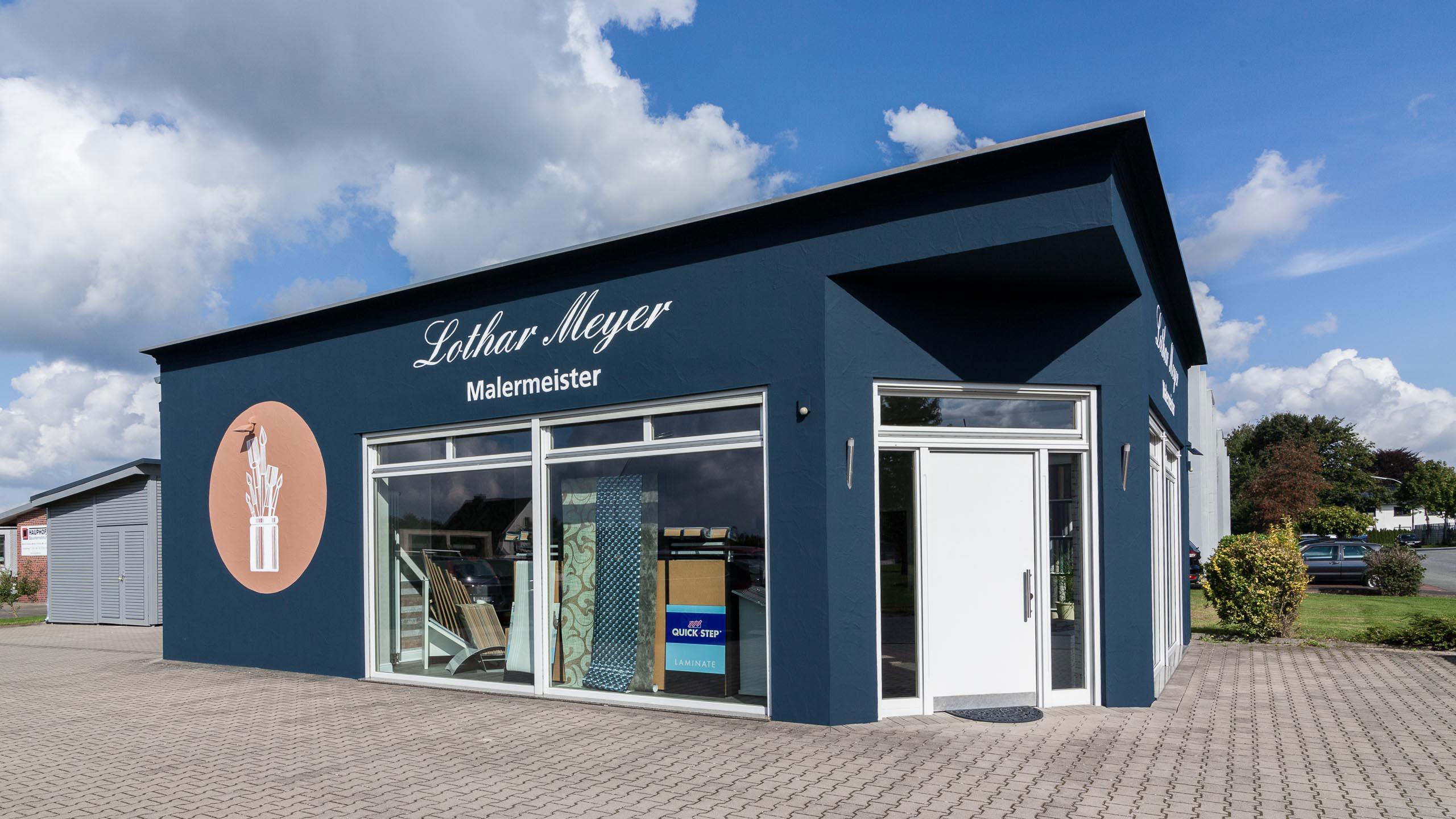 Malermeister Lothar Meyer Verl Betrieb