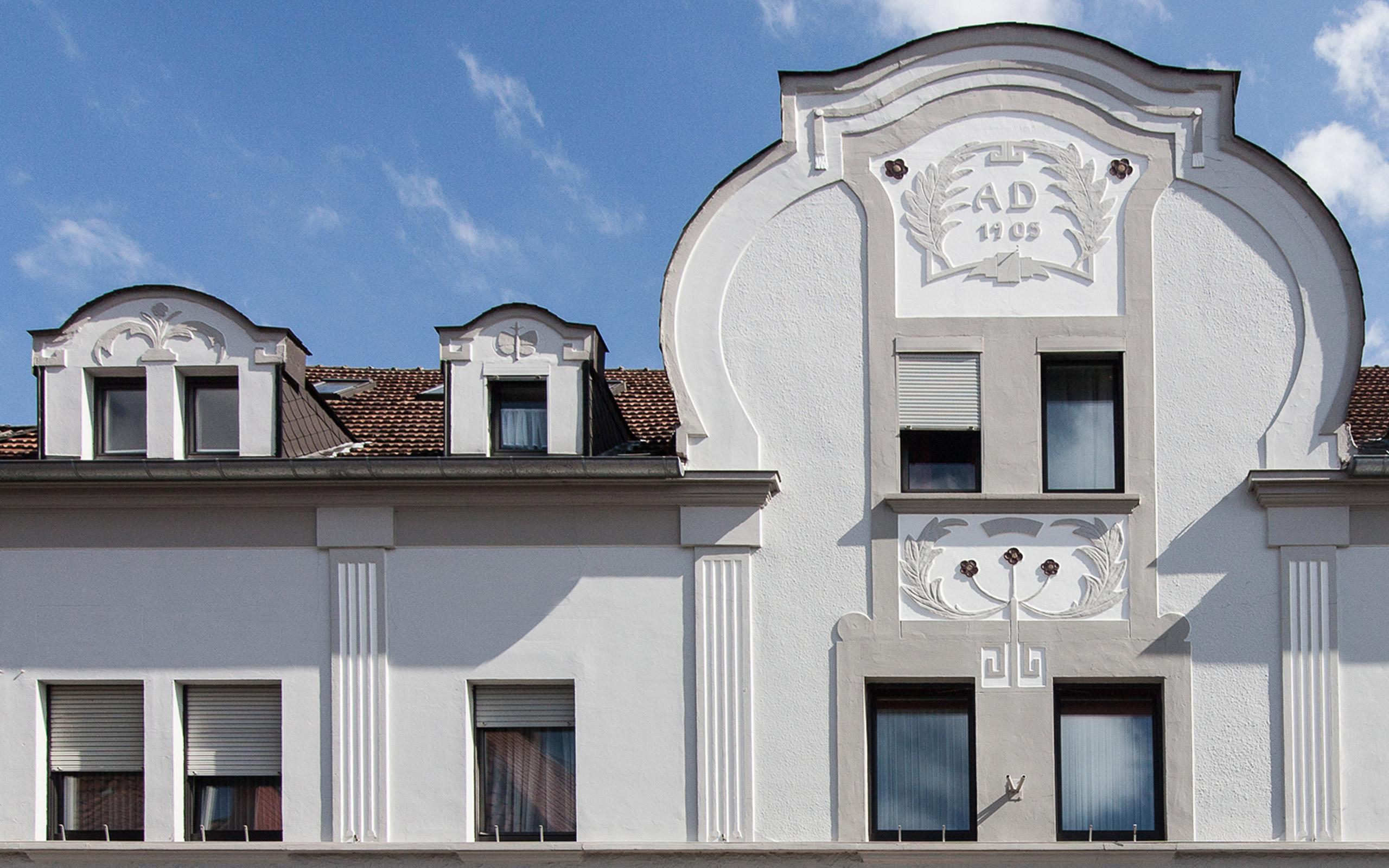 Malermeister Lothar Meyer Verl Fassadenbeschichtungen