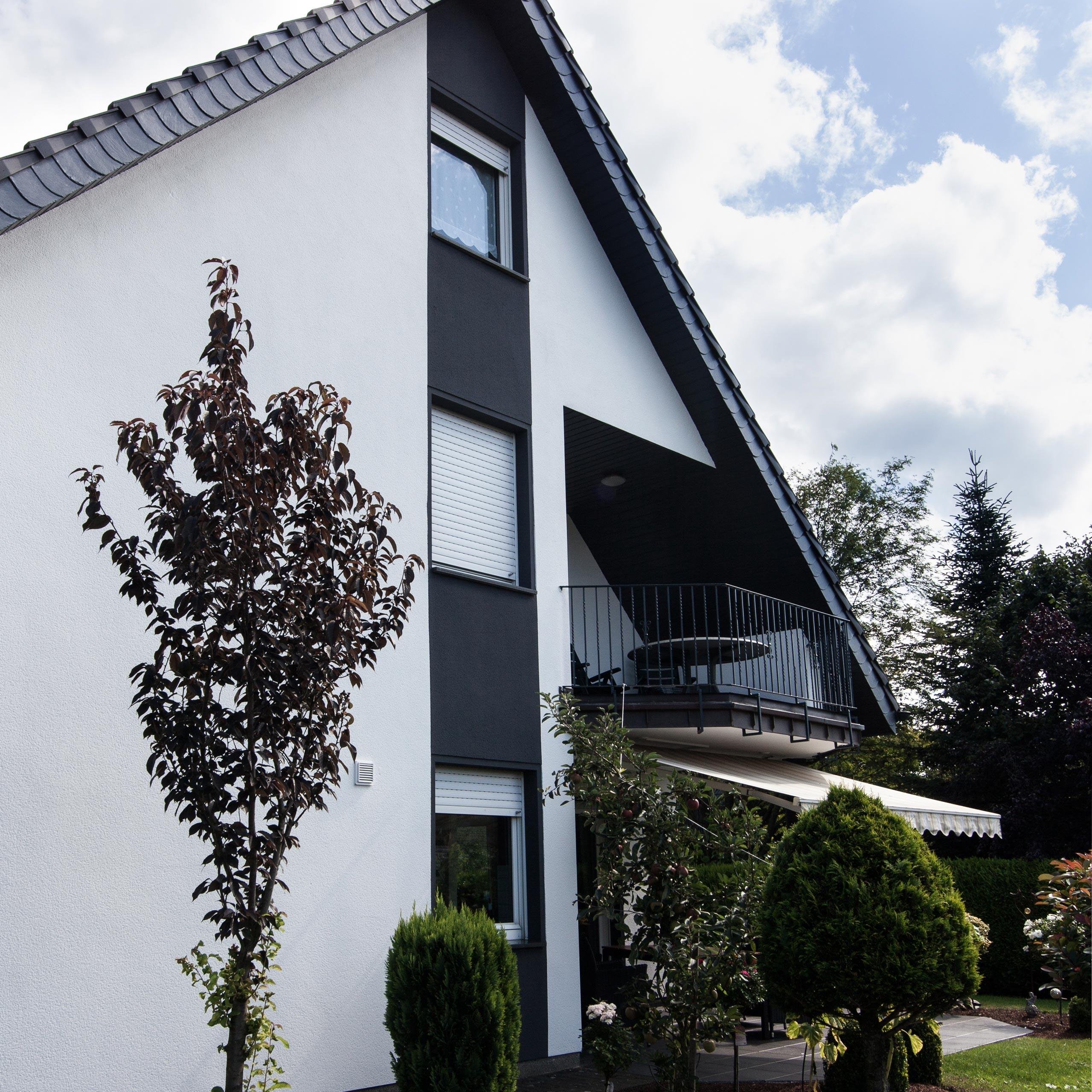 Malermeister Lothar Meyer Verl Fassadenbeschichtung